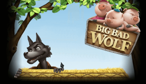 Big Bad Wolf  slot – generous piglets from Quickspin