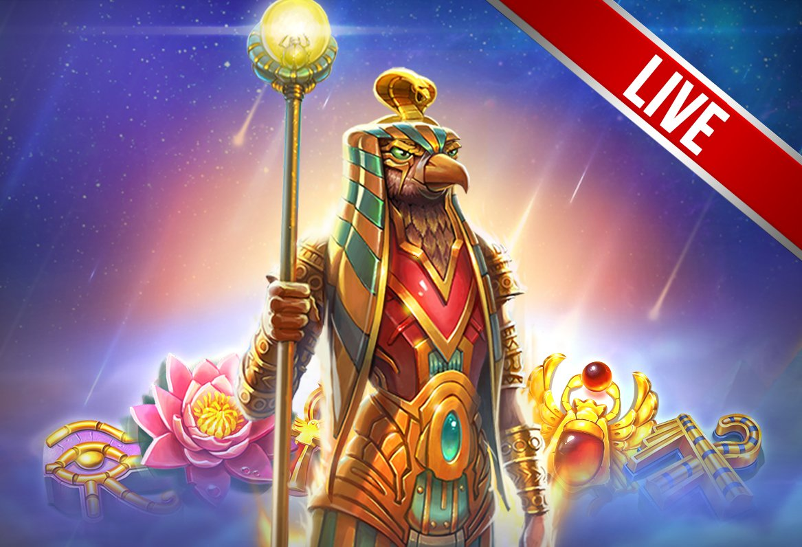 Blaze Of Ra – slot about Egypt by Push Gaming with a bonus offer