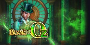 Book of Oz – the atmosphere of magic and bonuses in the slot game from Microgaming