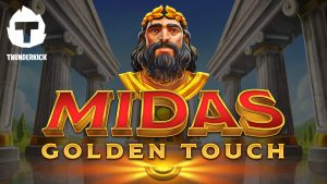 Midas Golden Touch – most popular Thunderkick slots product