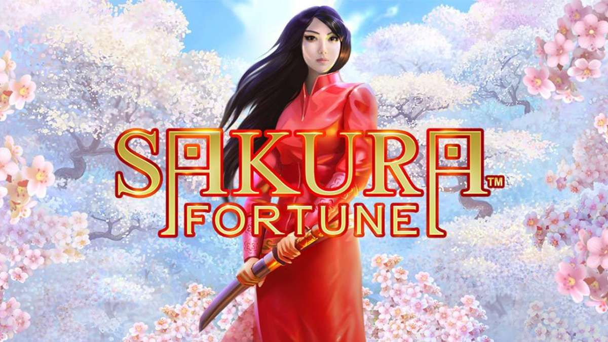 Sakura Fortune a slot game from Quickspin studio on the theme of Japanese traditions